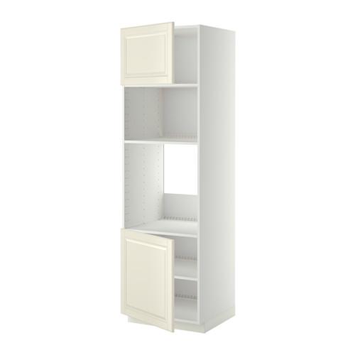 METOD hi cb f oven/micro w 2 drs/shelves