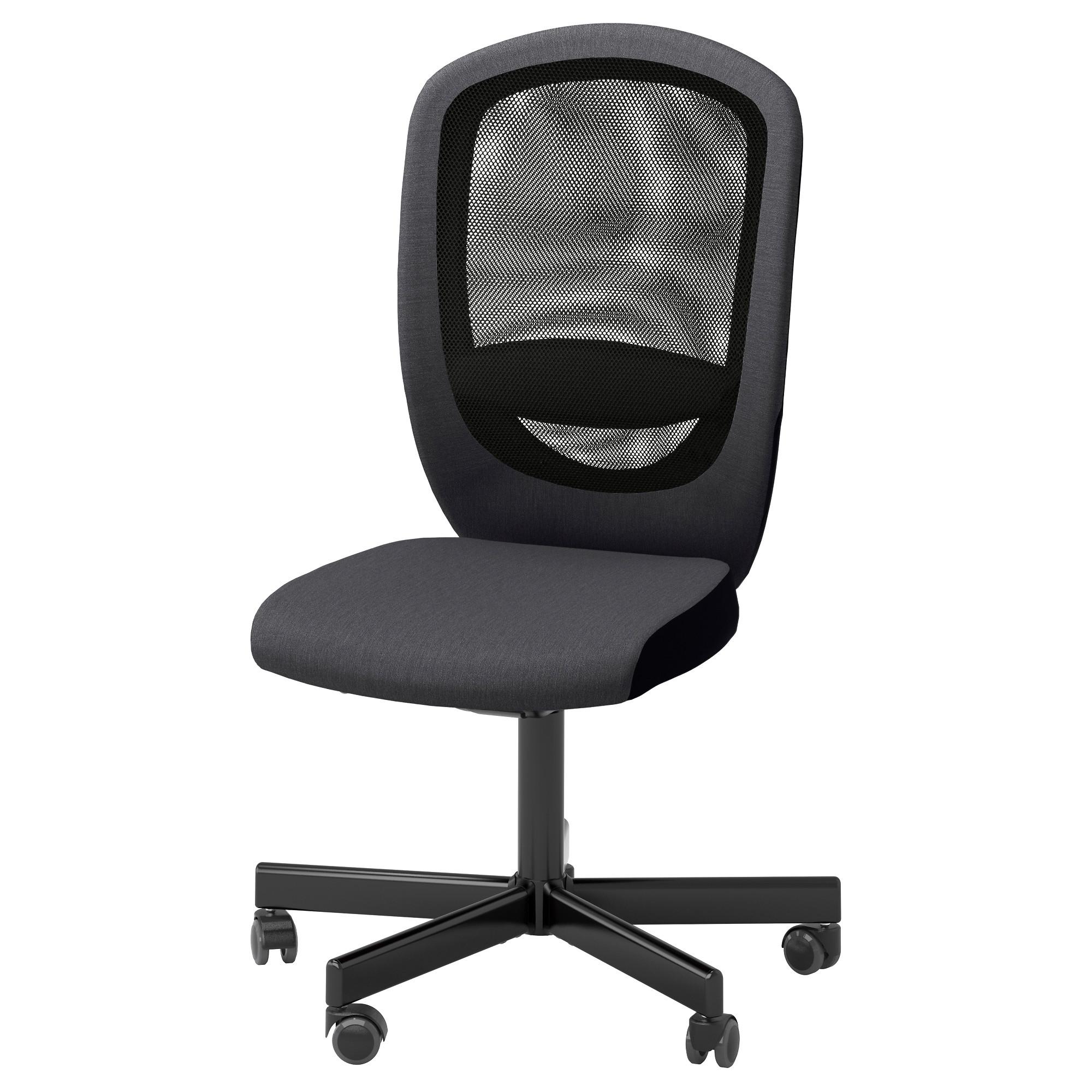 Office Chair Vissle Grey Ikea Hong Kong
