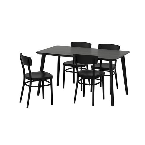 IDOLF/LISABO 一檯四椅