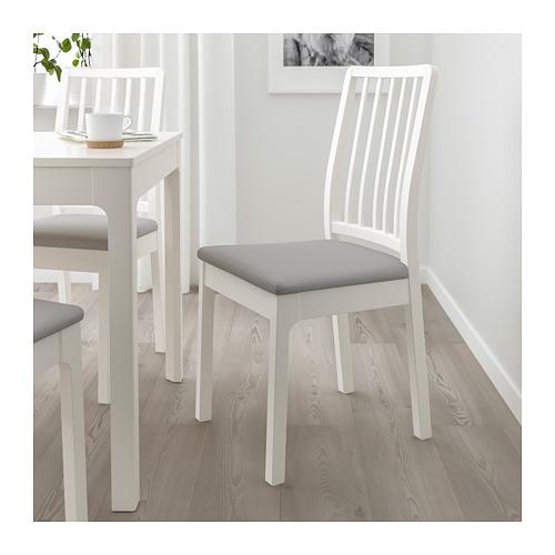EKEDALEN - 椅子, 白色/Orrsta 淺灰色 | IKEA 香港及澳門 - PE717450_S4