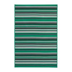 KÄRBÄK - 室內/戶外用平織地氈, 綠色 | IKEA 香港及澳門 - PE717481_S3