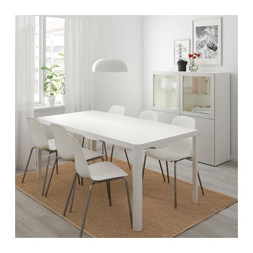 LEIFARNE/TINGBY 一檯六椅