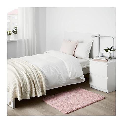 LINDKNUD - 長毛地氈, 粉紅色   IKEA 香港及澳門 - PE717498_S4