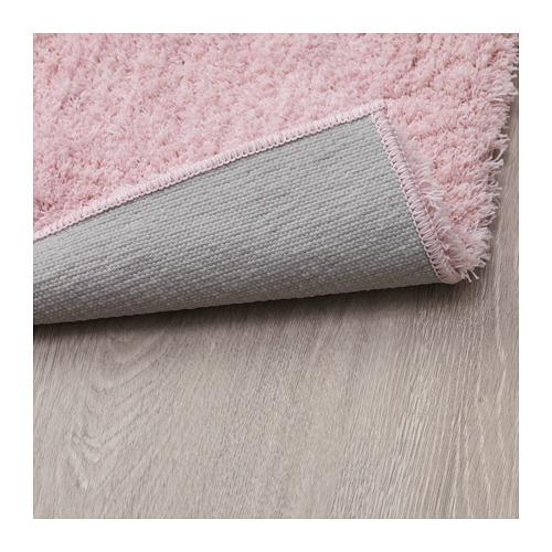 LINDKNUD - 長毛地氈, 粉紅色   IKEA 香港及澳門 - PE717500_S4