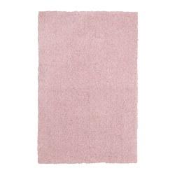 LINDKNUD - 長毛地氈, 粉紅色 | IKEA 香港及澳門 - PE717499_S3