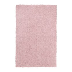 LINDKNUD - rug, high pile, pink | IKEA Hong Kong and Macau - PE717499_S3