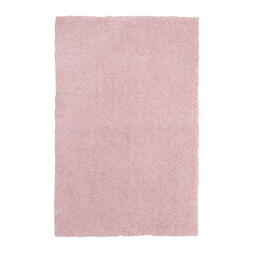 LINDKNUD - 長毛地氈, 粉紅色   IKEA 香港及澳門 - PE717499_S4