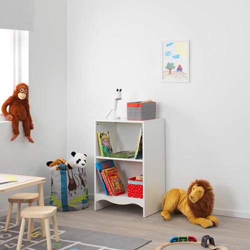 SMÅGÖRA - changing table/bookshelf, white | IKEA Hong Kong and Macau - PE694787_S4