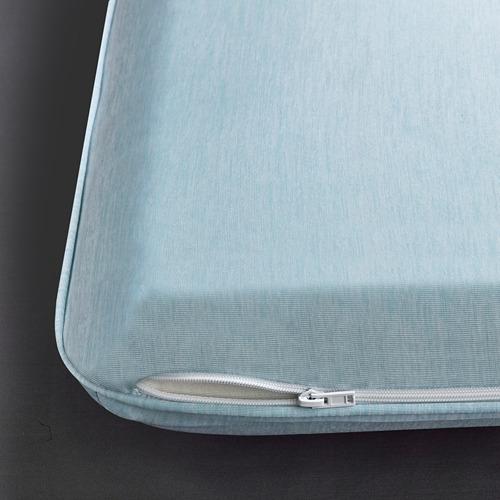 HÅRGÄNGEL - ergonomic pillow, side/back sleeper, light blue | IKEA Hong Kong and Macau - PE812250_S4