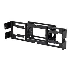 SYMFONISK - 掛牆托架, 可調校/黑色   IKEA 香港及澳門 - PE812281_S3
