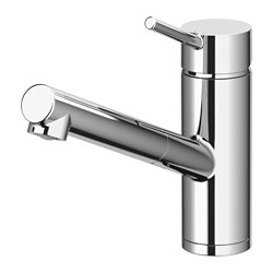 YTTRAN - 廚房冷熱水龍頭連拉出式噴頭, 鍍鉻 | IKEA 香港及澳門 - PE555039_S3