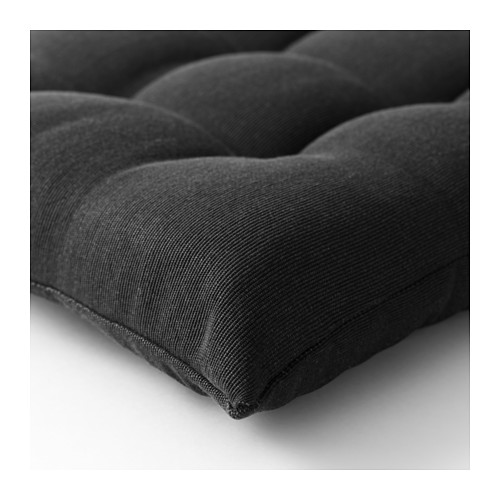HÅLLÖ - 椅墊,戶外用, 50x50 cm, 黑色   IKEA 香港及澳門 - PE615014_S4