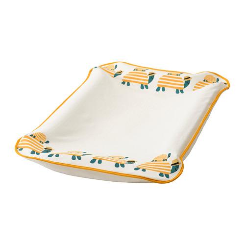 SKÖTSAM - 護嬰墊布套, 烏龜   IKEA 香港及澳門 - PE756620_S4