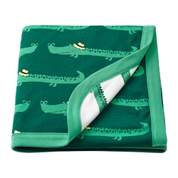 RÖRANDE - 嬰兒暖氈, 鱷魚/綠色 | IKEA 香港及澳門 - PE756664_S3