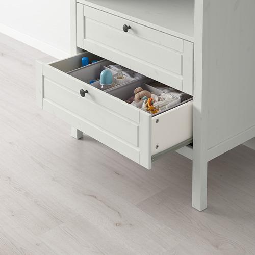 SUNDVIK - 更換尿布檯 / 抽屜櫃, 白色 | IKEA 香港及澳門 - PE612165_S4