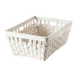 KNARRA - basket, white | IKEA Hong Kong and Macau - PE328112_S3