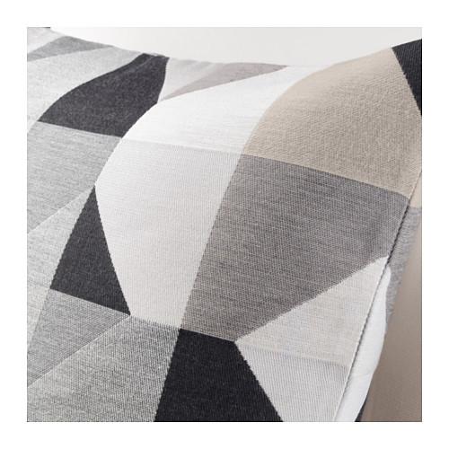 SVARTHÖ - cushion cover, beige | IKEA Hong Kong and Macau - PE632020_S4