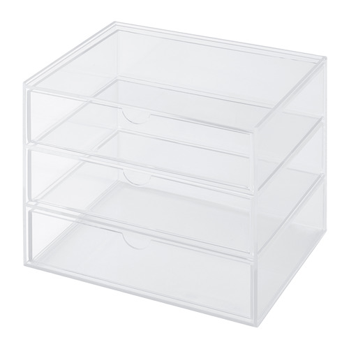 SVASP 3格貯物箱