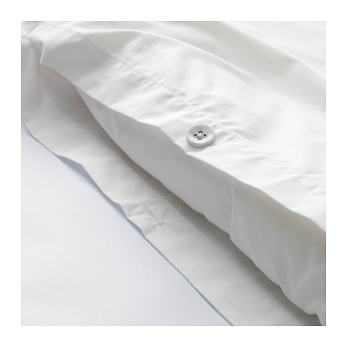 LÄRKTRÄD 單人被套枕袋套裝