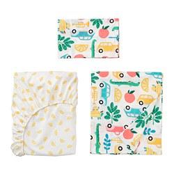 RÖRANDE - 嬰兒寢具,3件套裝, 彩色   IKEA 香港及澳門 - PE756729_S3