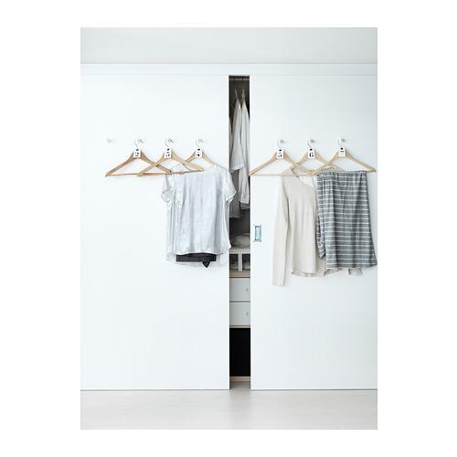 BUMERANG - 衣架, 原木色 | IKEA 香港及澳門 - PH120771_S4