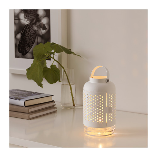 ÄDELHET - 小蠟燭燈座, 白色 | IKEA 香港及澳門 - PE717965_S4
