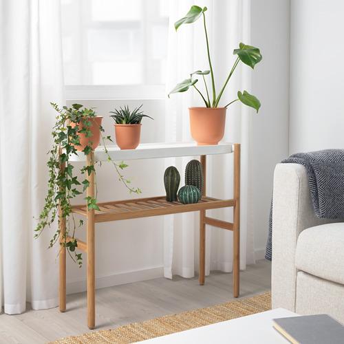 SATSUMAS - 花盆架, 竹/白色 | IKEA 香港及澳門 - PE718087_S4