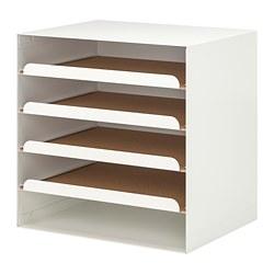 KVISSLE - 文件架, 白色 | IKEA 香港及澳門 - PE756792_S3