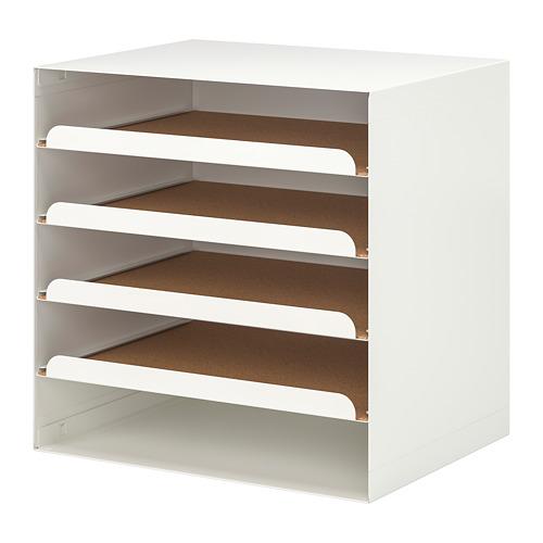 KVISSLE - letter tray, white   IKEA Hong Kong and Macau - PE756792_S4