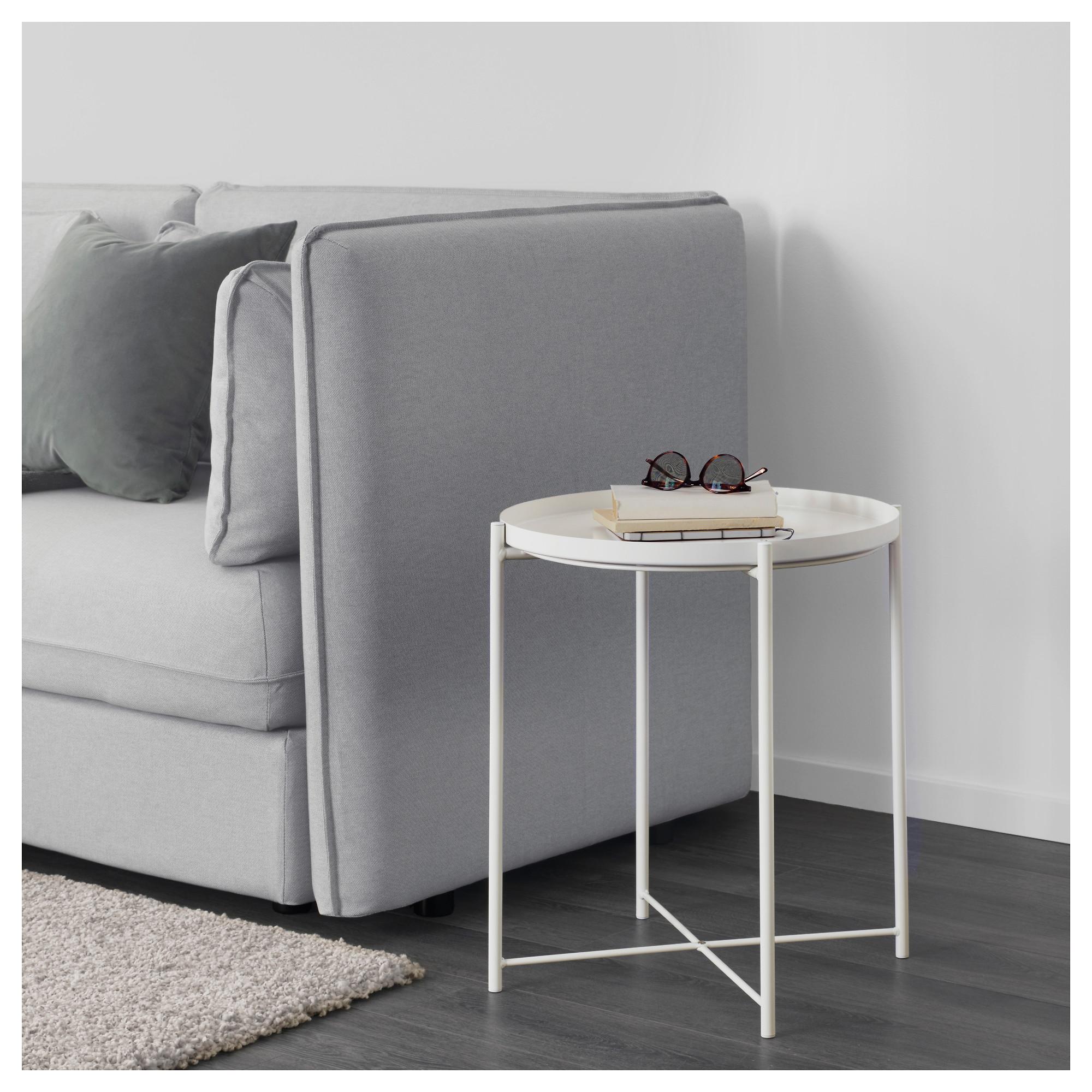- GLADOM - Tray Table, White IKEA Hong Kong
