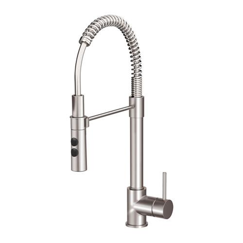 VIMMERN - 廚房用水龍頭/花灑, 不銹鋼色 | IKEA 香港及澳門 - PE555034_S4