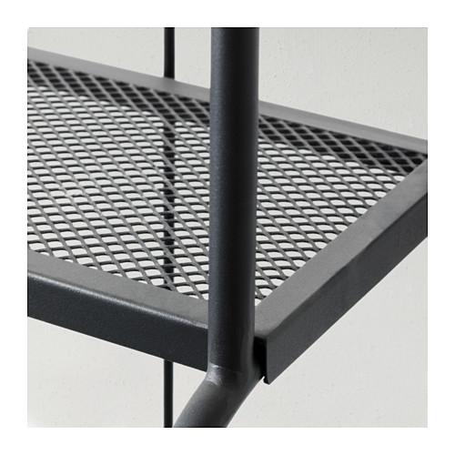 LÄCKÖ - shelving unit, outdoor, grey | IKEA Hong Kong and Macau - PE615518_S4
