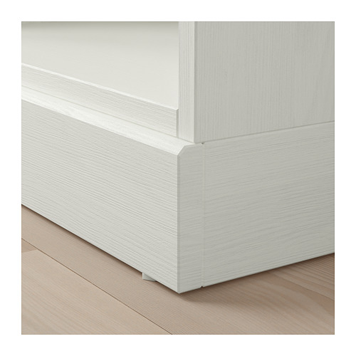 HAVSTA - storage comb w sliding glass doors, white | IKEA Hong Kong and Macau - PE718220_S4