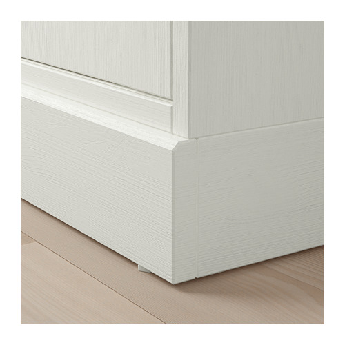 HAVSTA - cabinet with plinth, white | IKEA Hong Kong and Macau - PE718237_S4