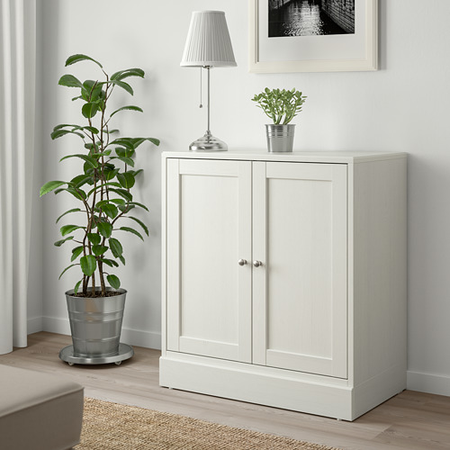 HAVSTA - cabinet with plinth, white | IKEA Hong Kong and Macau - PE718247_S4