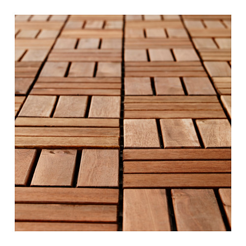 RUNNEN - floor decking, outdoor, brown stained | IKEA Hong Kong and Macau - PE615553_S4