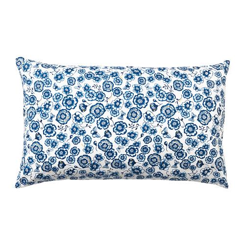 SÅNGLÄRKA - 咕𠱸, 花/藍色 白色   IKEA 香港及澳門 - PE718266_S4