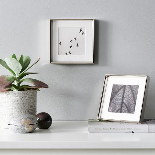 GALLBODA - frame, silver-colour | IKEA Hong Kong and Macau - PE812786_S4