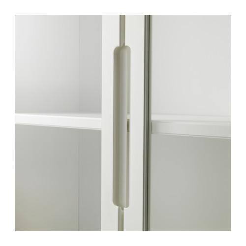REGISSÖR - 玻璃門貯物櫃, 白色   IKEA 香港及澳門 - PE615646_S4