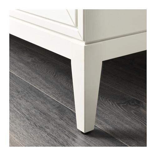 REGISSÖR - 玻璃門貯物櫃, 白色   IKEA 香港及澳門 - PE615647_S4