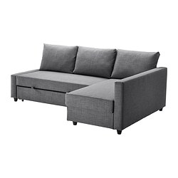 FRIHETEN - corner sofa-bed with storage, Skiftebo dark grey | IKEA Hong Kong and Macau - PE328883_S3