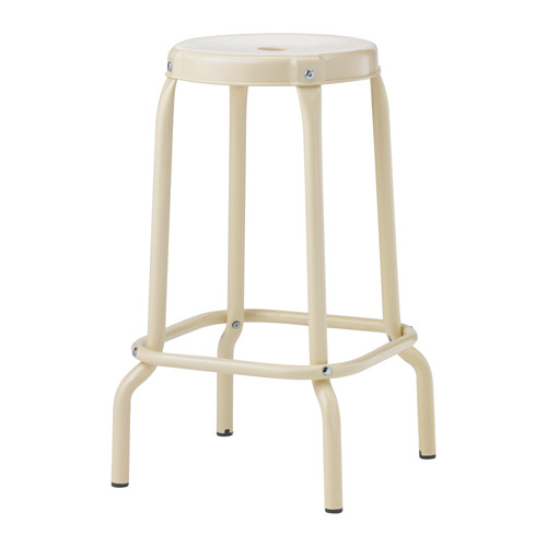 RÅSKOG - 高腳凳, 椅座高度63cm, 米黃色 | IKEA 香港及澳門 - PE553287_S4