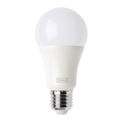 TRÅDFRI LED 燈膽 E27 1000流明