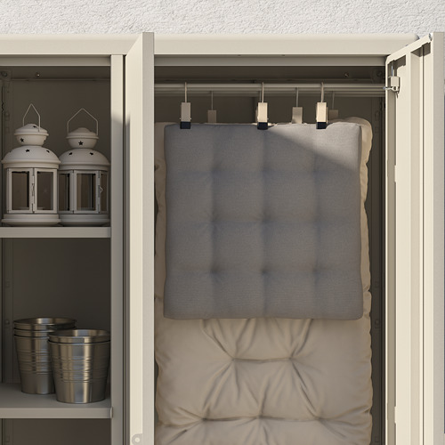 KOLBJÖRN - shelving unit with 2 cabinets, beige | IKEA Hong Kong and Macau - PE718465_S4