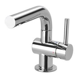SVENSKÄR - 浴室冷熱水龍頭連過濾器, 鍍鉻 | IKEA 香港及澳門 - PE553507_S3