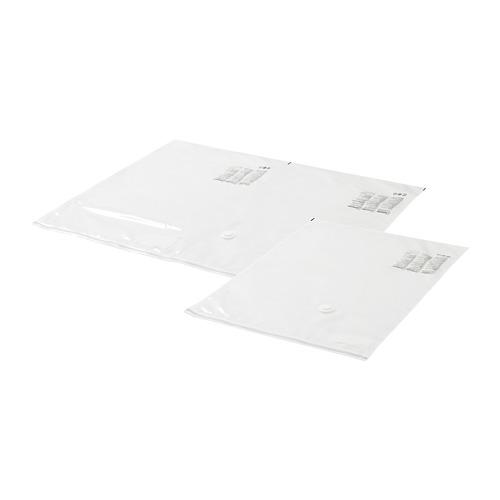 SPANTAD - 真空貯物袋,2件套裝, 淺灰色   IKEA 香港及澳門 - PE718560_S4
