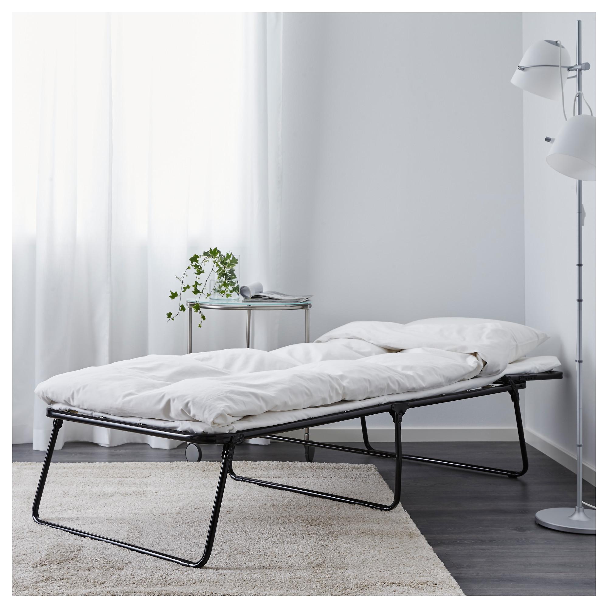 - FLEMMA - Guest Bed, Grey IKEA Hong Kong