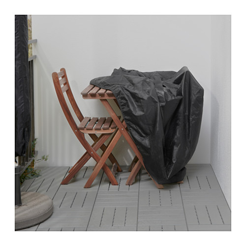 TOSTERÖ - cover for furniture set, black | IKEA Hong Kong and Macau - PE616076_S4