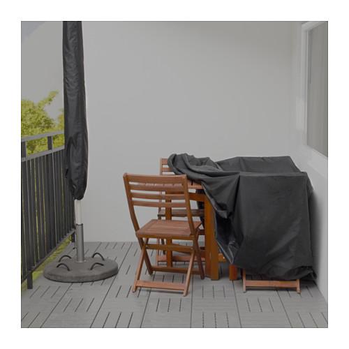 TOSTERÖ - cover for furniture set, black | IKEA Hong Kong and Macau - PE616077_S4
