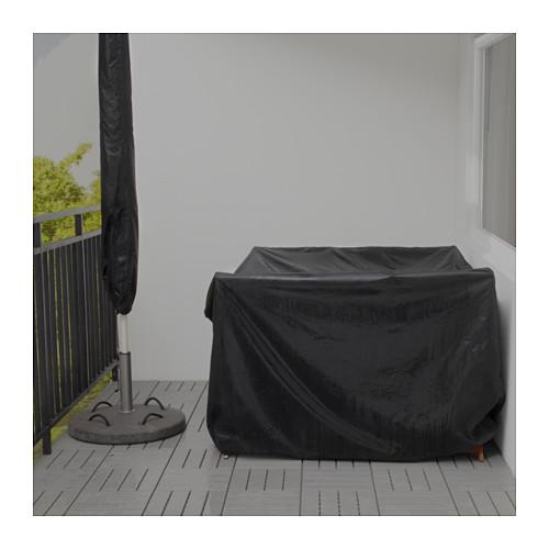 TOSTERÖ - cover for furniture set, black | IKEA Hong Kong and Macau - PE616081_S4